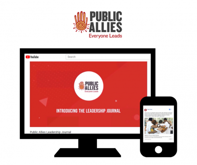Hoan Marketing has partnered with Public Allies, a leadership development program for disconnected youth, for social media and email marketing services.